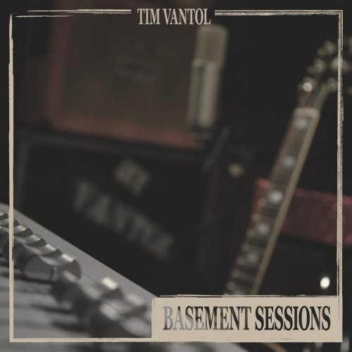 Tim Vantol Basement EP Cover