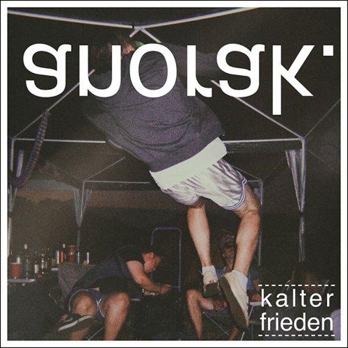 Anorak Kalter Frieden EP Cover
