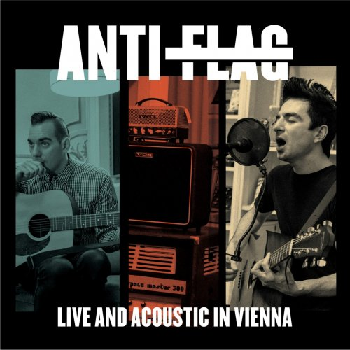 Anti-Flag Live And Acoustic in Vienna Cover