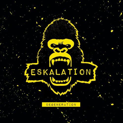 Eskalation Degeneration Cover