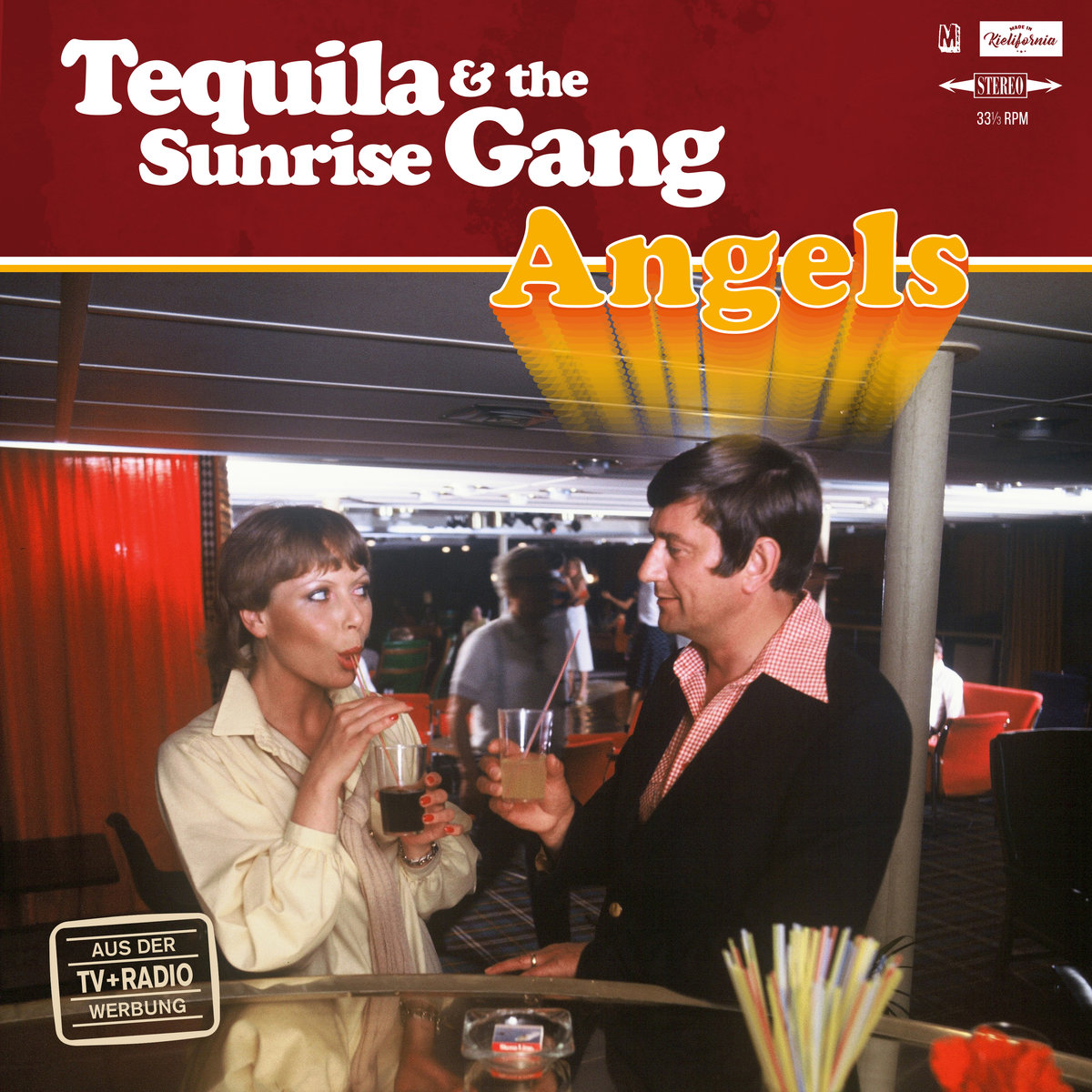 Tequila & The Sunrise Gang – Angels