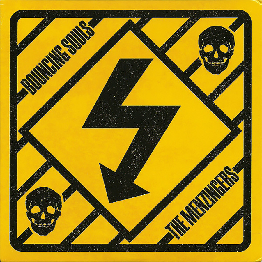 Bouncing Souls / The Menzingers – Electric Split
