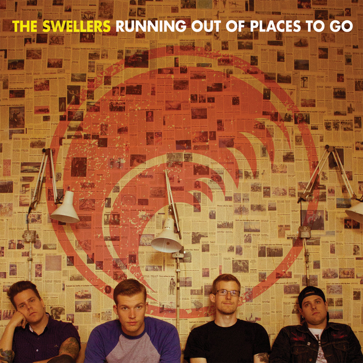 The Swellers – Running Out of Places to Go