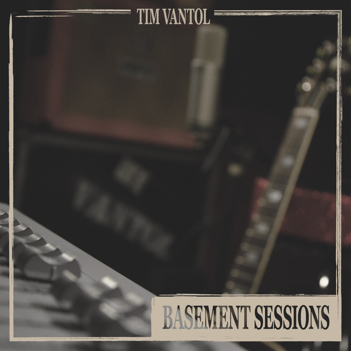 Tim Vantol – Basement EP