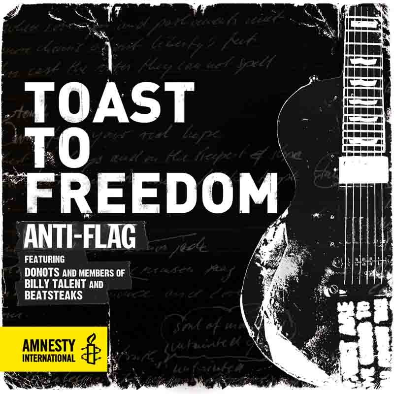 Anti-Flag – Toast to Freedom