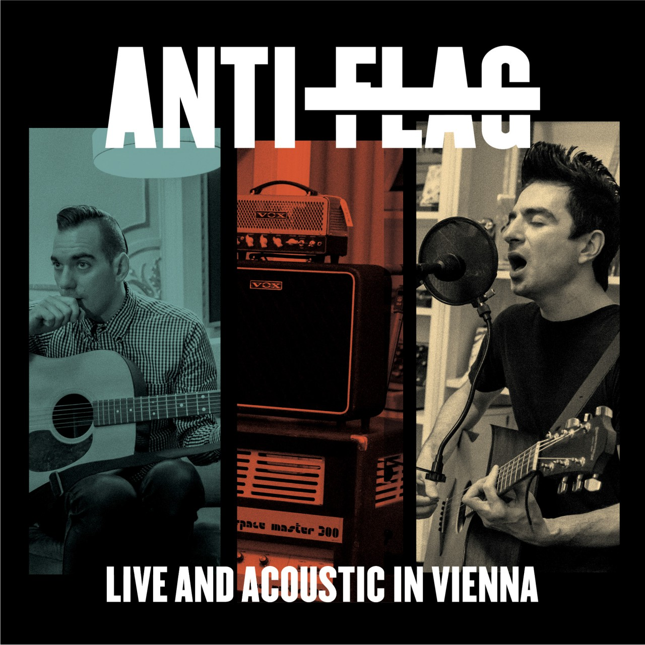 Anti-Flag – Live And Acoustic In Vienna