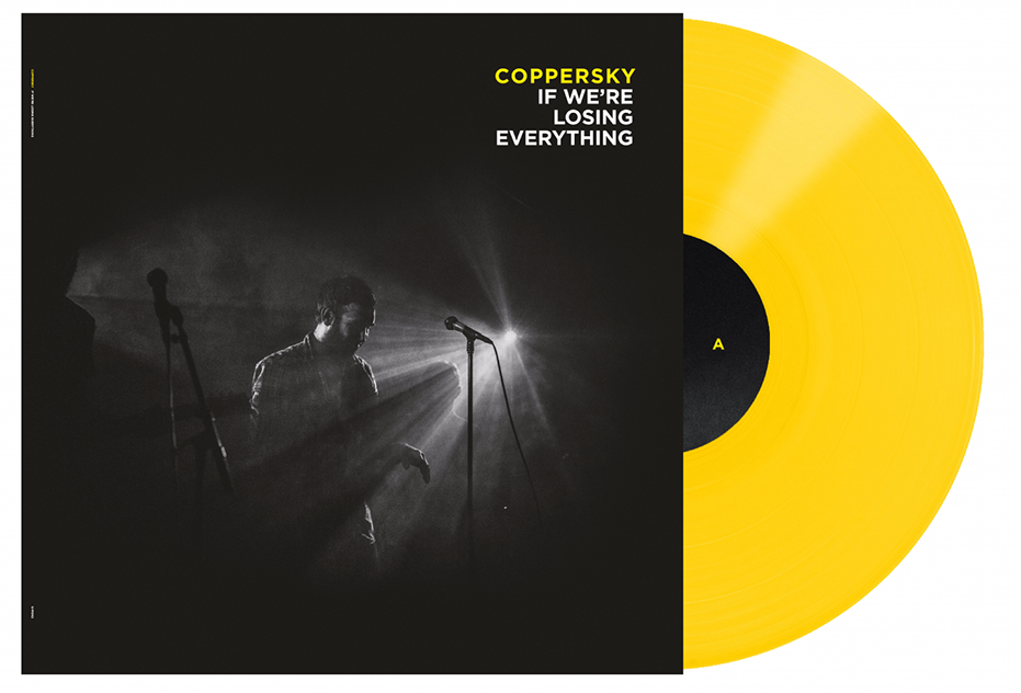 0edb25d002c06 Coppersky - If We're Losing Everything - Uncle-M