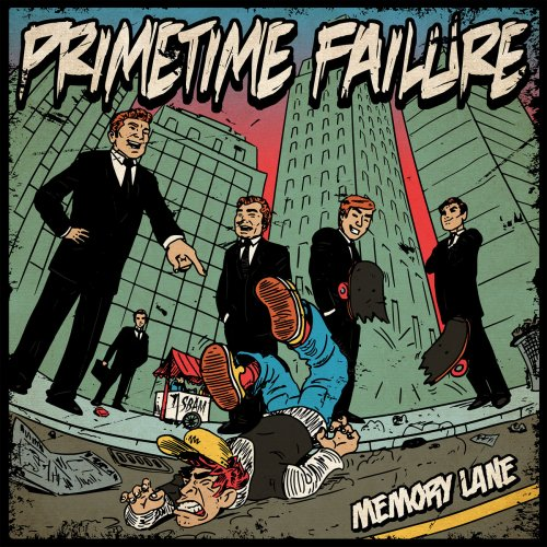 Primetime Failure Memory Lane Cover