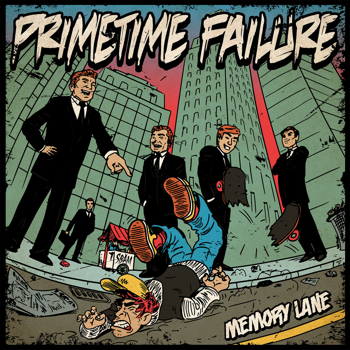 Primetime Failure – Memory Lane