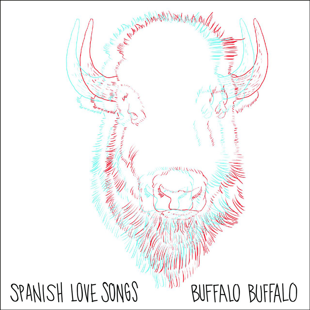 Spanish Love Songs – Buffalo Buffalo EP