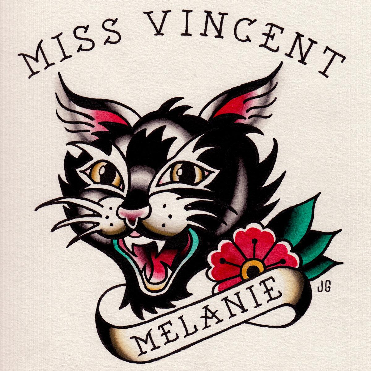 Miss Vincent – Melanie