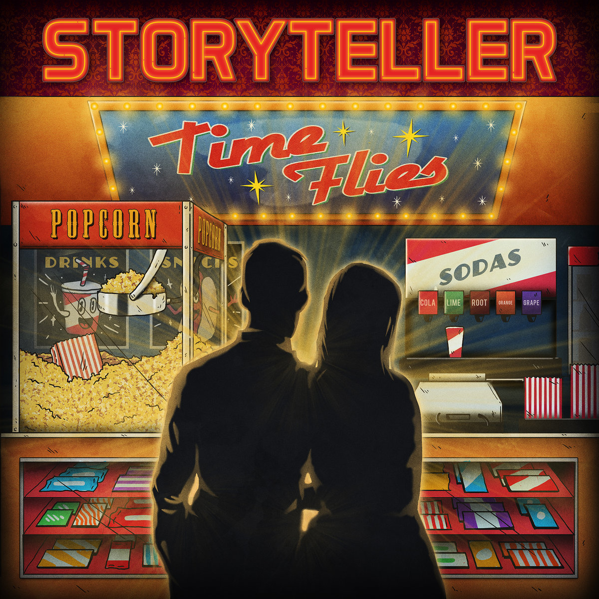 Storyteller – Time Flies