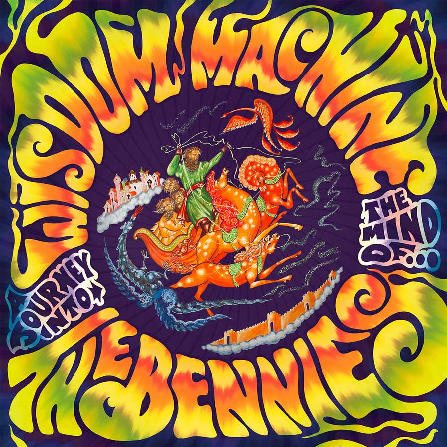 The Bennies – Wisdom Machine