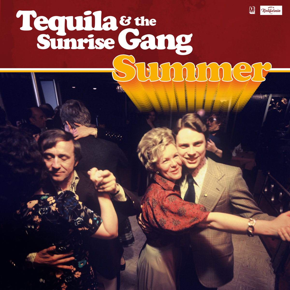 Tequila & The Sunrise Gang – Summer