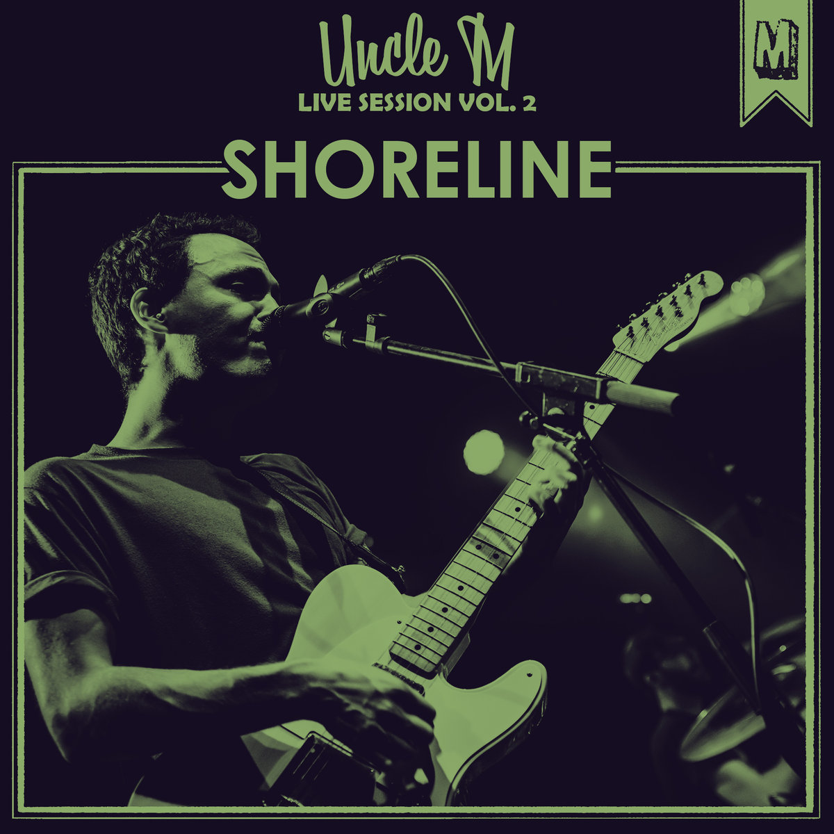 Shoreline – Uncle M Live Session, Vol.2