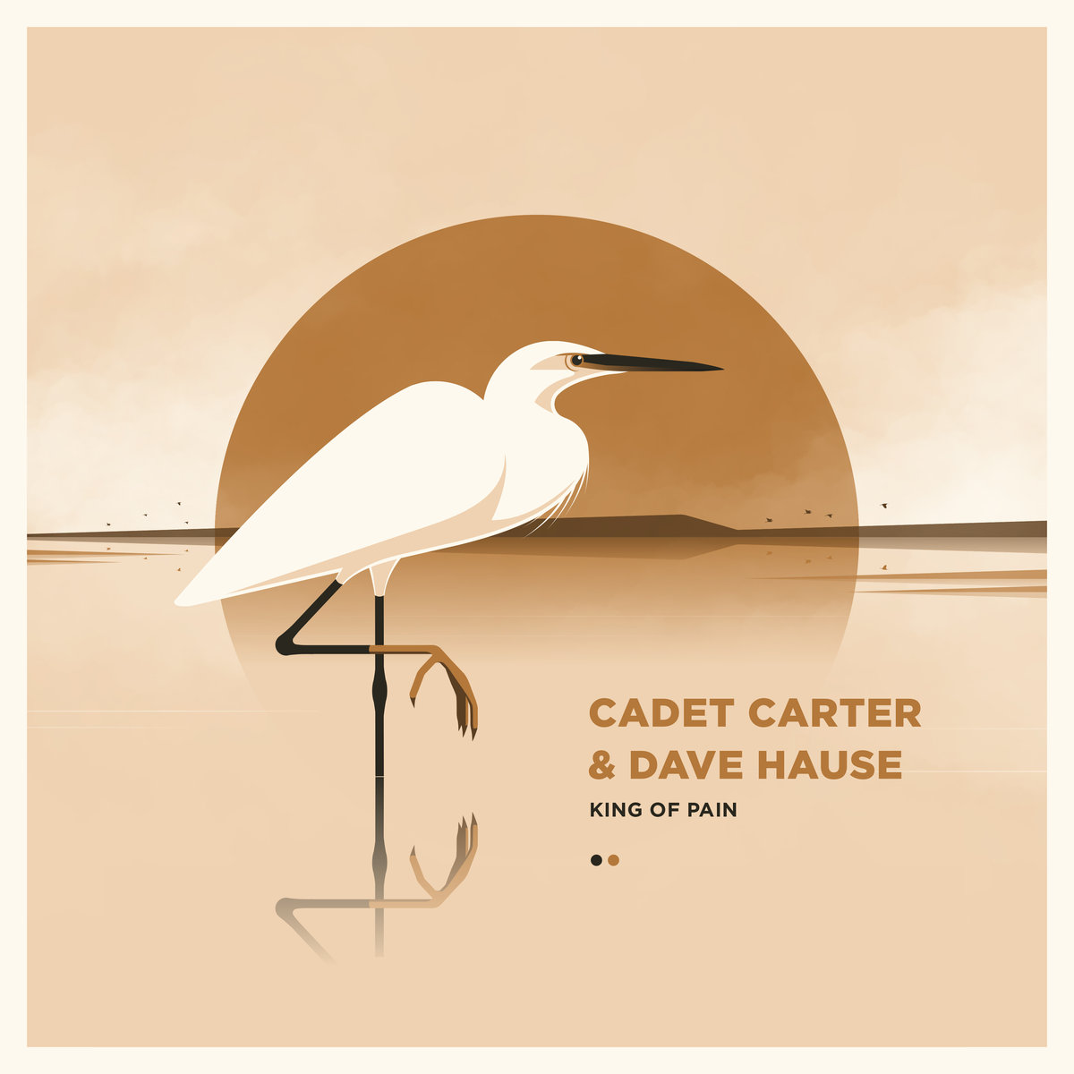 Cadet Carter feat. Dave Hause – King Of Pain