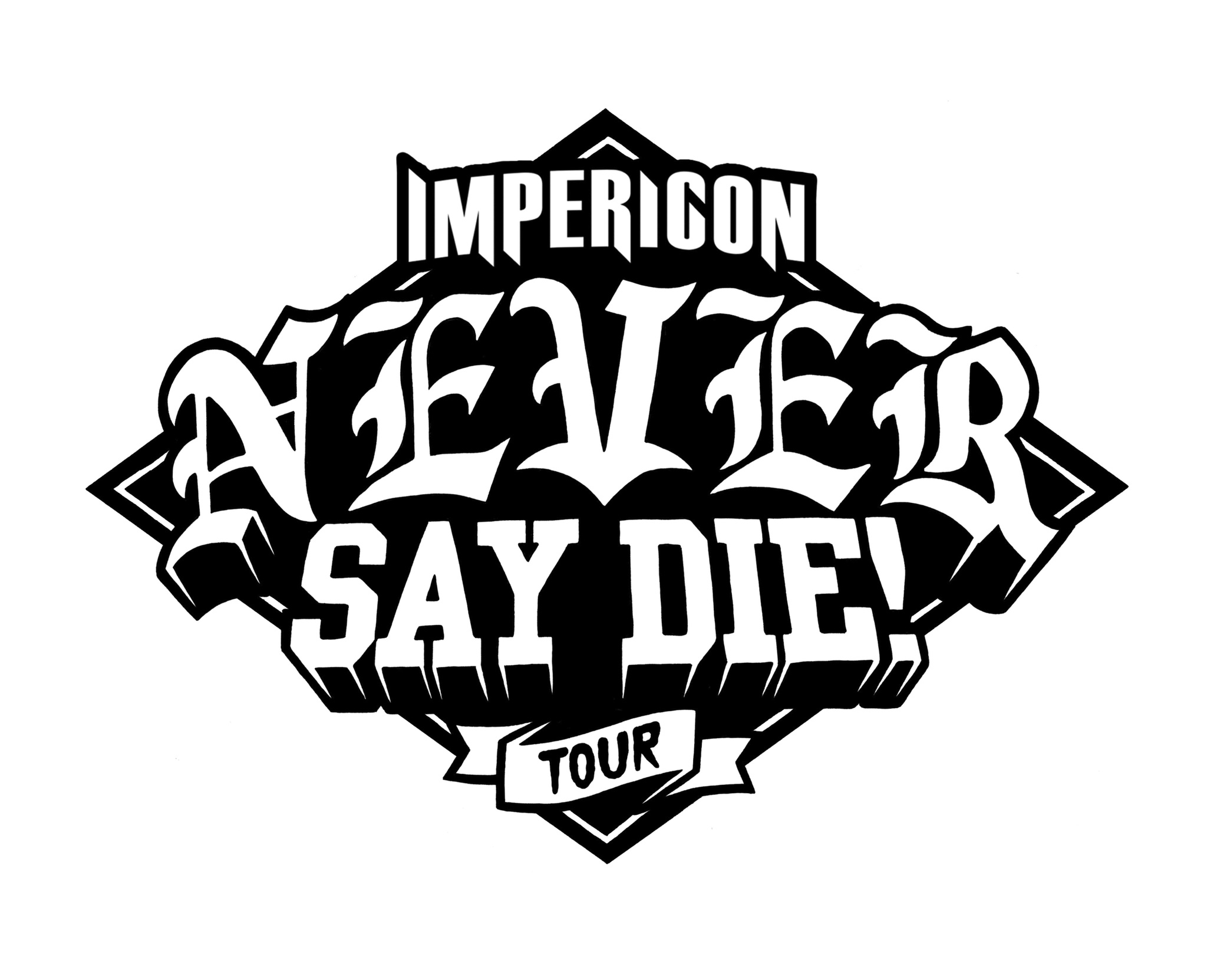Tour-News: Die Impericon Never Say Die! Tour 2019