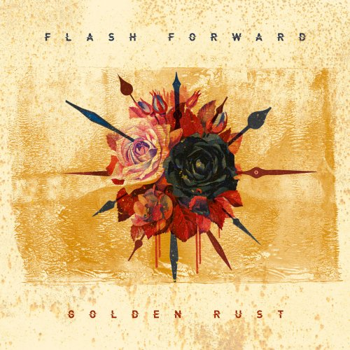 Flash Forward Golden Rust Cover