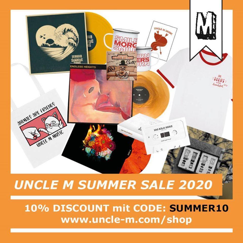 Uncle M Summer Sale