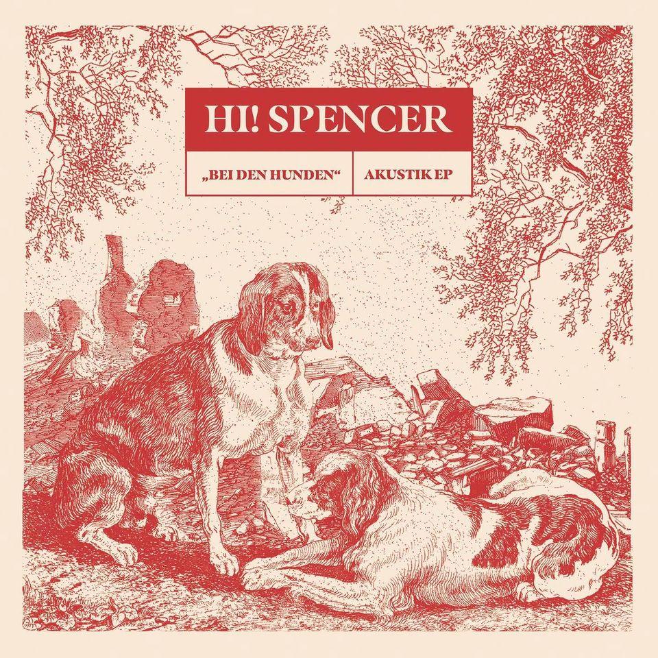 Hi Spencer bei den Hunden